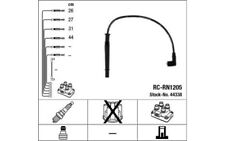 NGK Cables de bujias 44338