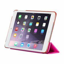 Pink ipad 1 2 3 Mini Case TRAVELLOR Automatic Wake Super Shock Smart Sleep Cover