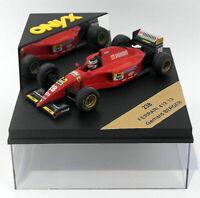 Onyx 1/43 Scale Diecast Model 238 - Ferrari 412 T2 - Gerhard Berger