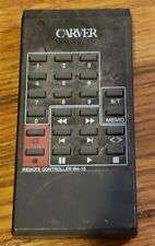 New listing Carver Remote Rh-15 Xclt condition! Rare! Ships Free!