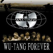 140477 WU-TANG CLAN Forever Album Cover Decor Wall Print Poster AU