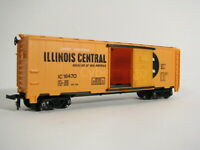 Tyco Illinois Central IC16470 HO Scale Boxcar Freight Car Vintage With Box