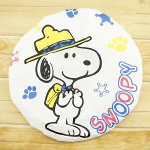 Cute Cartoon SnoopyDog Bath Shower Cap - Girls, Kids, Children 1pc