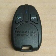 Range Rover, sport et vélaires Fuel Burning Chauffage Télécommande