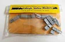 Lehigh Valley Models LVM 9 Track Bumper with wood blocks - Set of 3