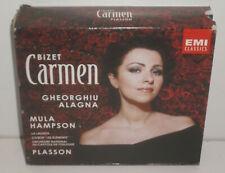 724355743428 Bizet Carmen Angela Gheorghiu Roberto Alagna Michel Plasson 3CD