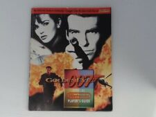 Goldeneye 007 Nintendo 64 Official Strategy Players Guide Nintendo Softcover