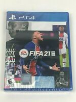 Brand New & Sealed FIFA 21 for Sony PlayStation 4 PS4