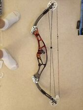 Hoyt Ultratec Single Cam Right Hand 50-60 Lb Target Bow