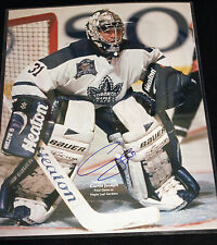 CURTIS JOSEPH Toronto Maple Leafs SIGNED 16x20 Photo