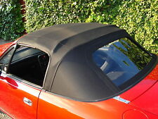 Mazda Mx5 MK1 Soft Top Mohair Hood with Plastic Window