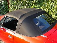 MAZDA Mx5 MK1 Soft Top Mohair Cappuccio con finestra in materiale plastico