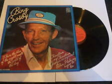 BING CROSBY Where The Blue Of The Night Meets The Gold