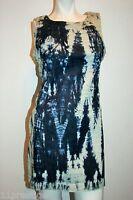 CHARLEY 5.0  BLUE DRESS SLEEVELESS SIZE M