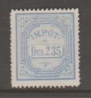France revenue Fiscal stamp 11-3-20
