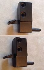 Sliding Door-Patio Door-SECURITY LOCK~PAIR~Window Lock~Lustre Line Products-NEW