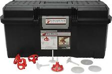Spin Doctor Tile Leveling System PRO KITS (200 Caps, 500 Bases, 100 Shields)