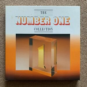 Various Artists - The Number One Collection (4 LP Vinyl Box Set)