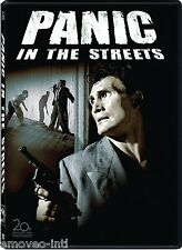 PANIC IN THE STREETS (RICHARD WIDMARK, ELIA KAZAN) - FS *NEW DVD*