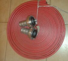Fire hose kit 38mm x 25m with storz