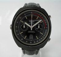 Armbanduhr HEUER Montreal 110.503 NC PVD Chronograph Cal. 12 automatic 1970