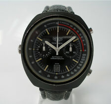 Watch HEUER Montreal 110.503 NC PVD Chronograph Buren Cal. 12 automatic 1970