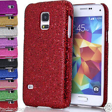 Chrome Sparkle Case for Glitter Bling Hard Cover Samsung Galaxy S2 S3 S4 S5 Mini