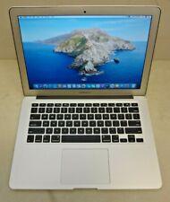 "Apple MacBook Air A1466 13.3"" Laptop, i5-3427U@1.80 GHz, 4GB Ram, 128GB SSD"