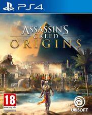Assassin's Creed origines (PS4) tout neuf et scellé - rapide Envoi