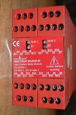 Allen Bradley Guardmaster Minotaur Msr22Lm Light Curtain Mute Module 440R-923071