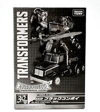 Takara Tomy - Transformers Legends - LG-EX Black Convoy Action Figure