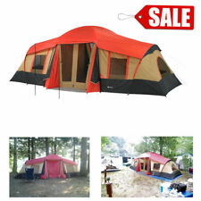 ozark trail 10 person cabin camping tents for sale ebay rh ebay com