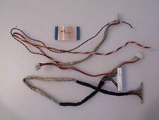 Vizio E320-B1 Ribbon Main to T-CON & Cables Set