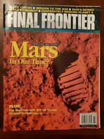 Final Frontier: The Magazine of Space Exploration Vol. 3, No. 5 September 1990