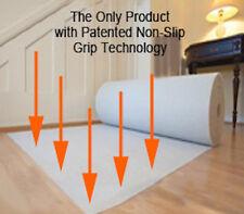 RUG TO CARPET GRIPPER Anti Slip Slide Rug Runner Underlay for All Floors S-LARGE