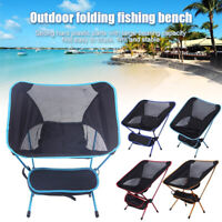 Portable Lightweight Folding Camping Chair Outdoor Hiking Seat Picnic Fishing/*