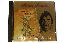 Esta es Mi Historia Perez Prado CD TH-Rodven