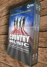 Ken Burns: Country Music (2019 Dvd 8-Disc) Free Shipping New & Sealed Us Seller