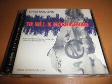 To Kill a Mockingbird soundtrack Cd elmer Bernstein score vsd-5754