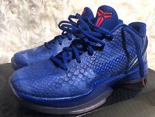 58429ea078d5 Worn Once Nike Zoom Kobe VI 6 All Star East Los Angeles 448693-400 Size