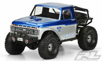 "Pro-Line 3464-00 1966 Ford F-100 Clear Body 12.3"" 313mm Axial SCX10 Honcho"