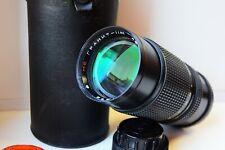 RARE MC GRANIT-11M Arsat SLR ZOOM Telelens 80-200mm F4.5 Soviet lens M42 SUPER