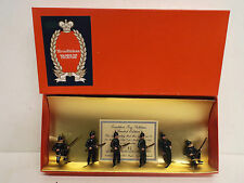 TRADITION NO54 THE ROYAL WEST KENT REGIMENT EGYPT 1882 BOXED (BS1068)