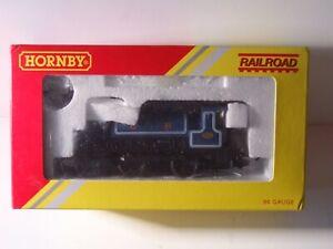 Hornby R2672 Caledonian railways 0-4-0 No 272 Gauge 00