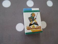 >> ZELDA III 3 LINK TO THE PAST SUPER FAMICOM RUBBER GOMME! <<