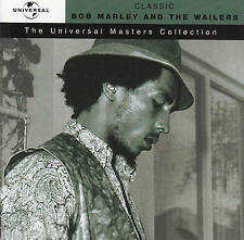 Bob Marley & The Wailers-The Universal Masters Collection > CD
