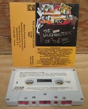 LAUGHING STOCK OF THE BBC VINTAGE PAPER LABEL CASSETTE TAPE COMEDY GOONS PYTHON