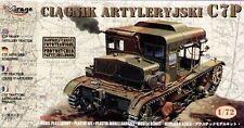 Tracteurs miniatures en plastique