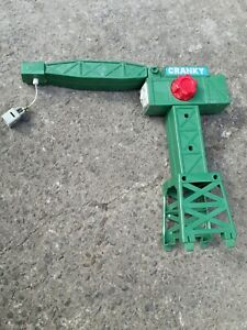 Thomas and friends Cranky The Crane from Superstation (spares)