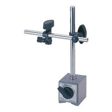 "Mitutoyo 7010S Magnetic Stand; 6"" Rod & Universal Clamp"